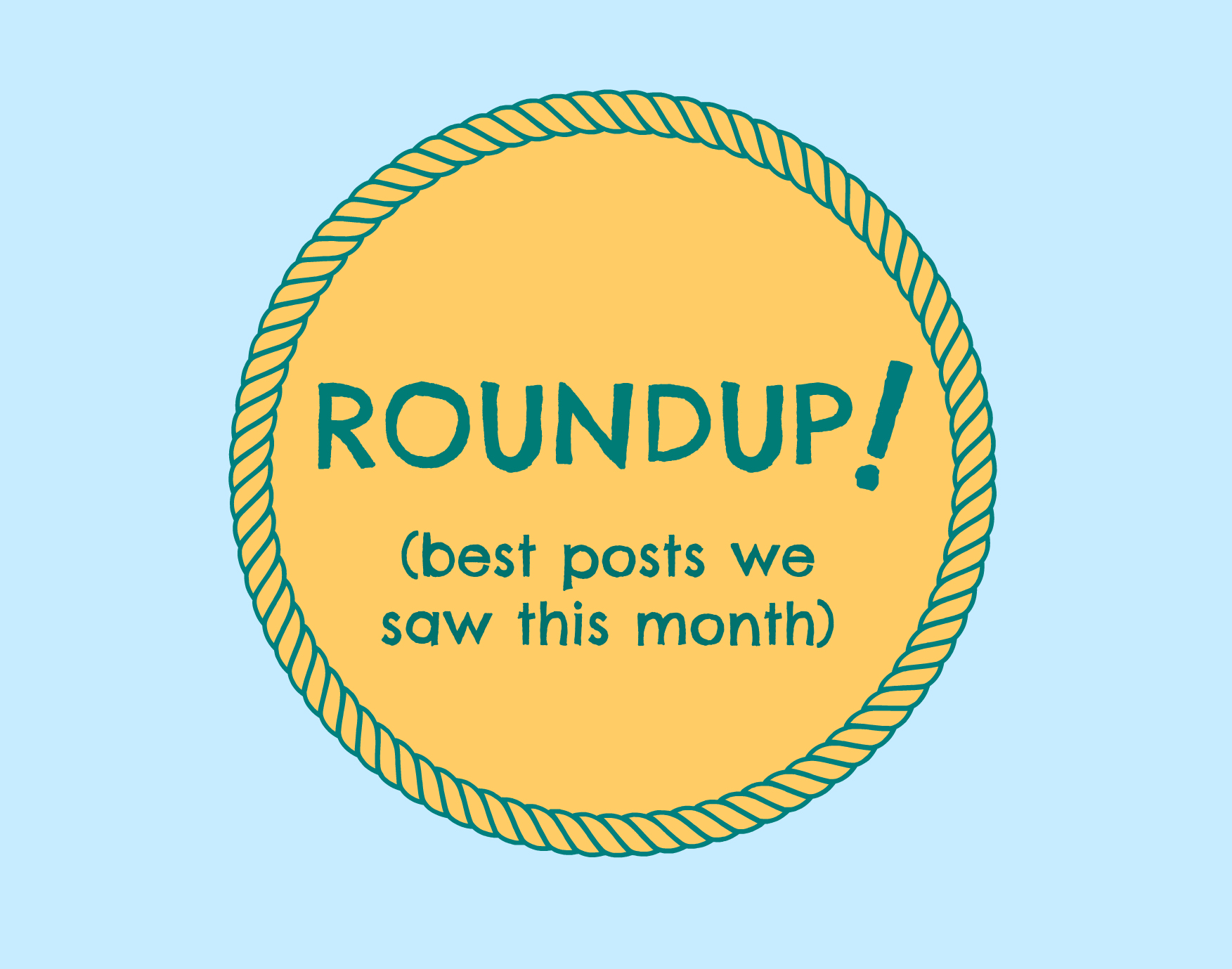 roundup best news and blog posts this month