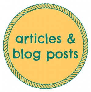 Articles and Blog Posts