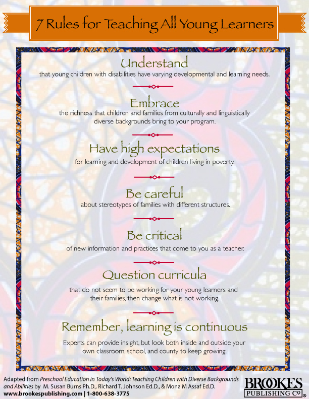 7-rules-for-teaching-all-young-learners