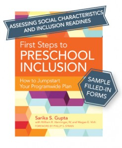 assessing social characteristics and inclusion readiness