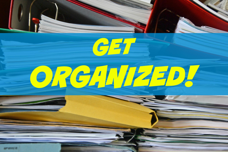 Teacher Tuesday: Get Your Classroom Paperwork Organized ...