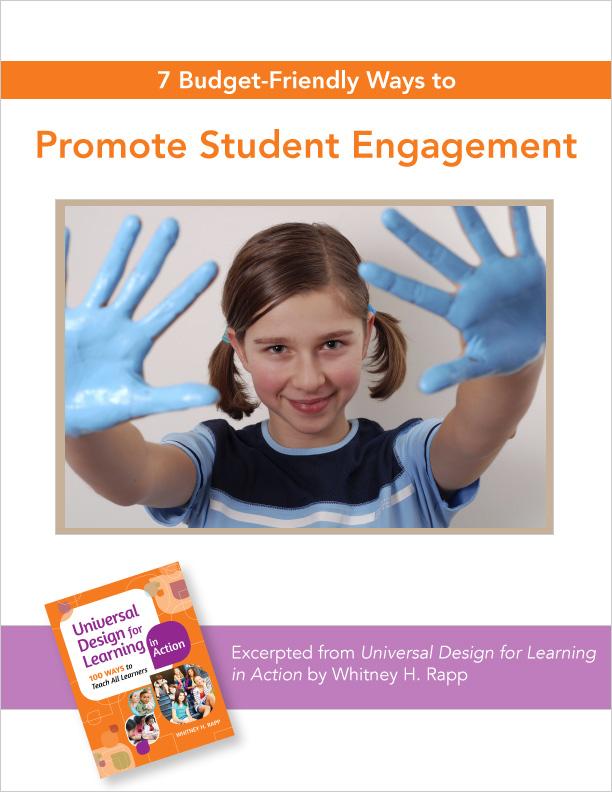 7 budget friendly ways to promot student engagement