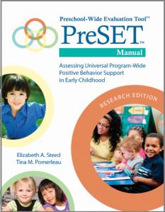 PreSet cover