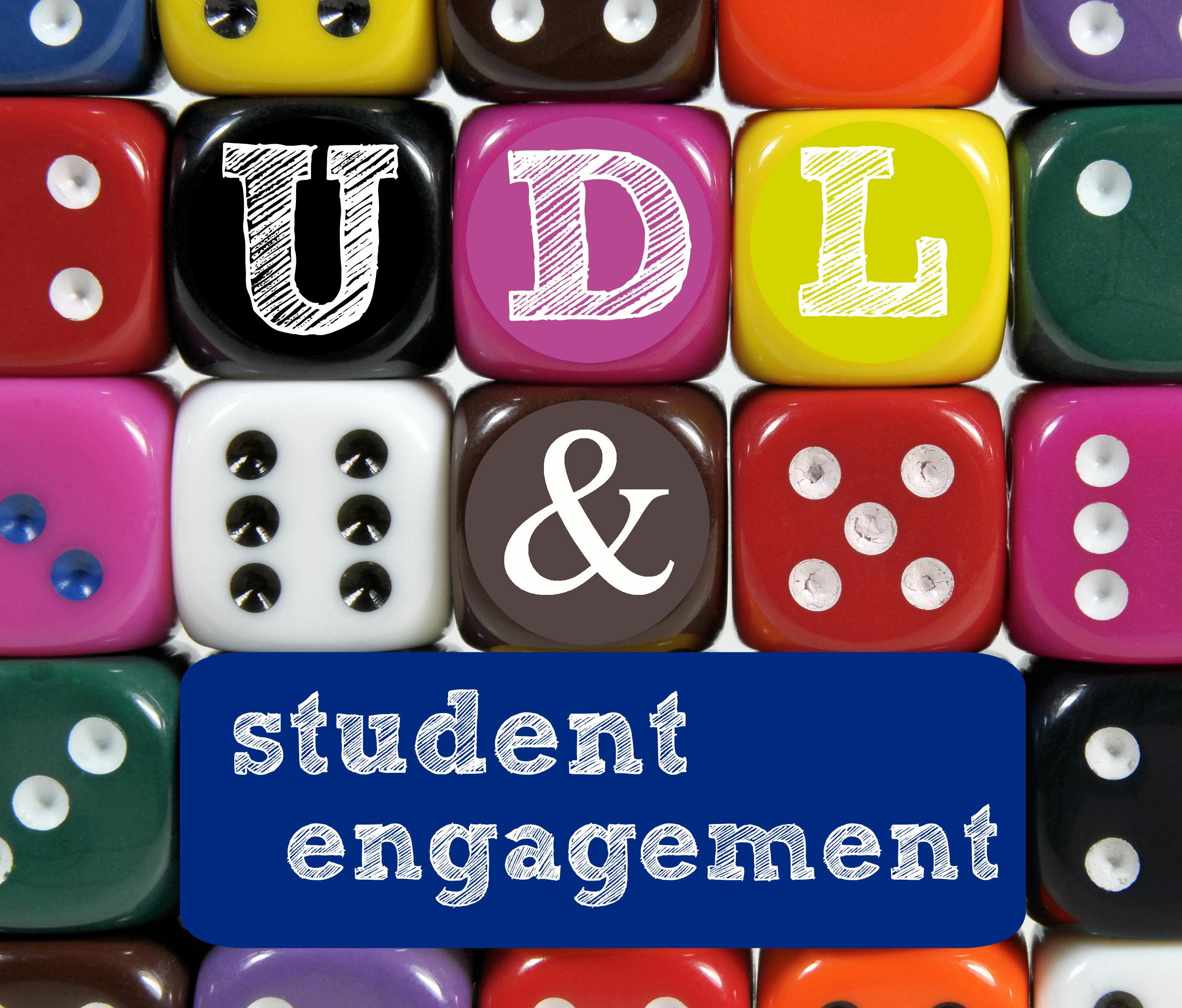 UDL Student Engagement HEADER