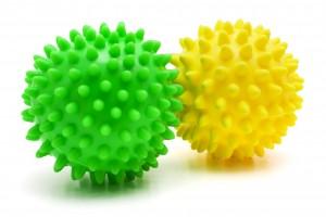 massage balls fidget toys