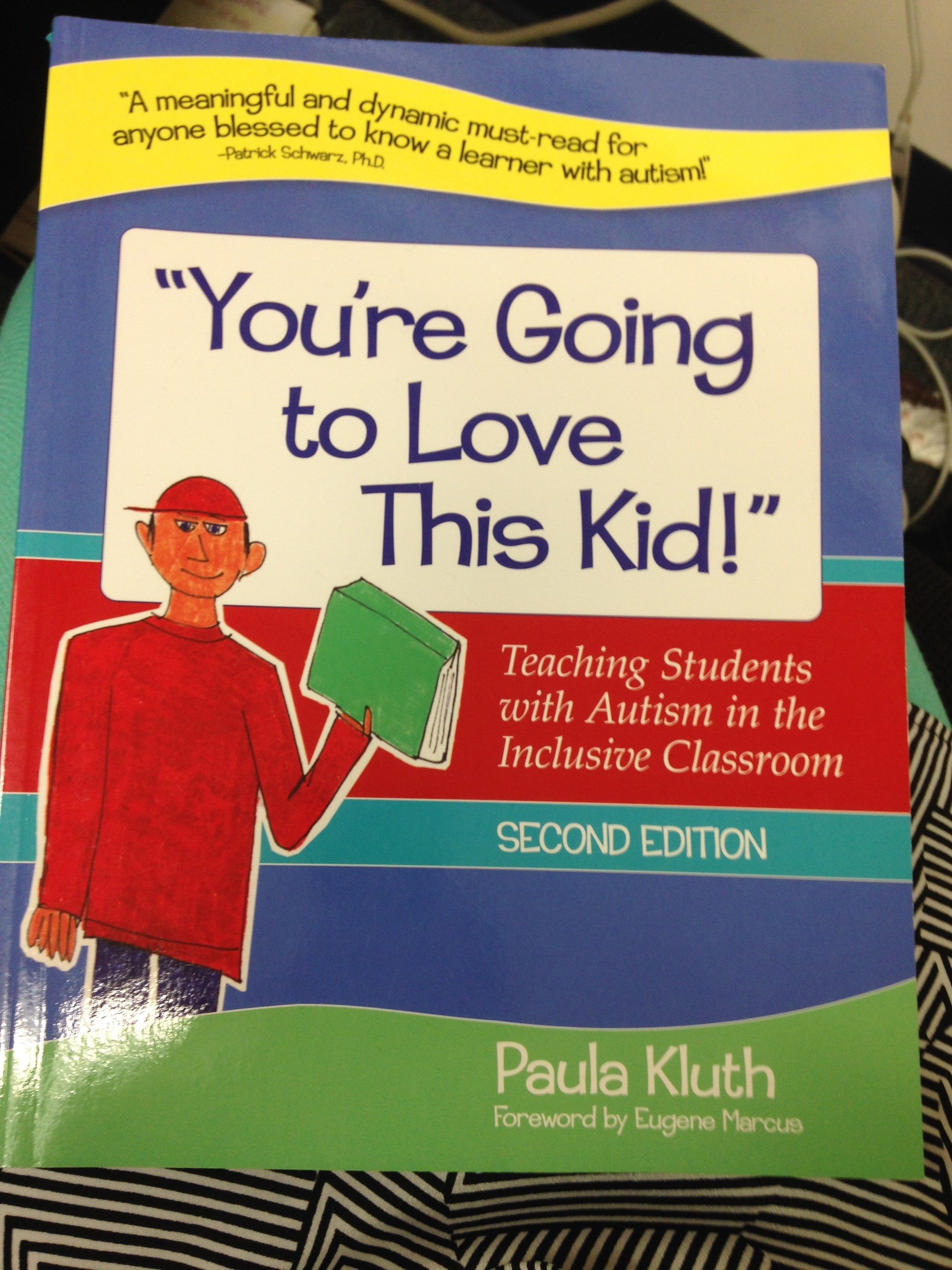 Kluth book cover