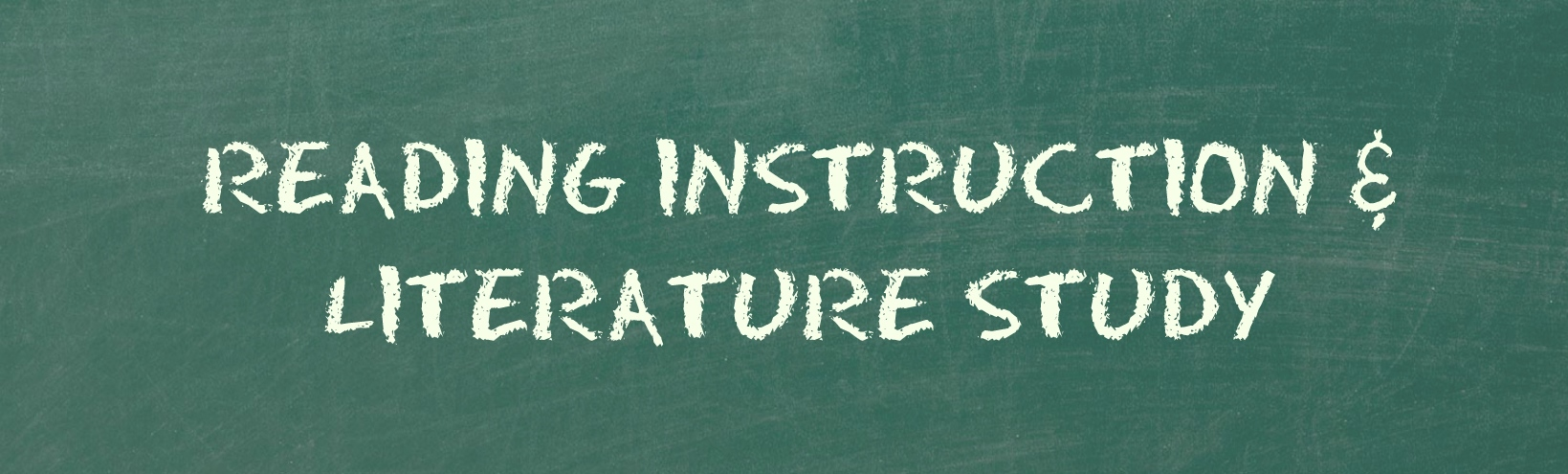reading instruction and literacy