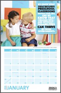 january inclusion calendar