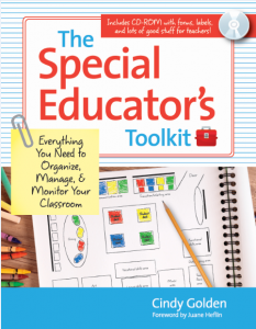 special educator's toolkit Golden