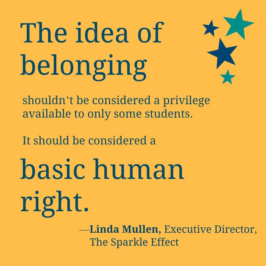 idea of belonging
