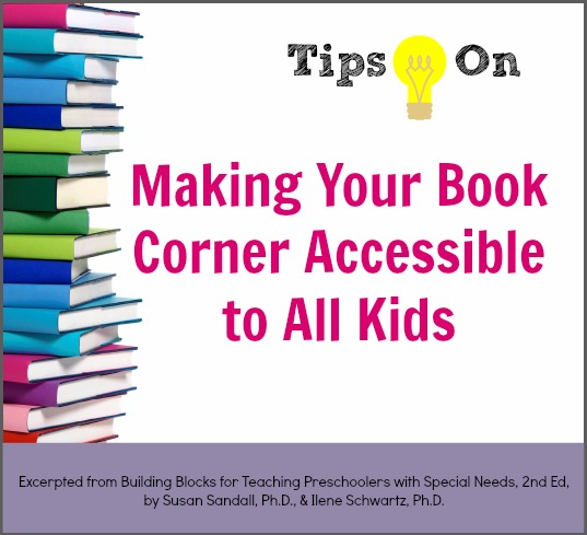 7 Ways To Make Your Book Corner More Accessible Early Childhood