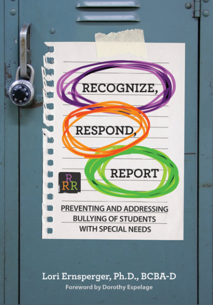recognize respond report preventing and addressing bullying special needs students