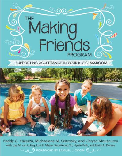 the making friends program favazza