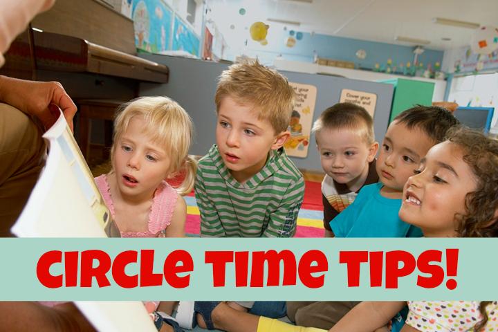 circle time tips