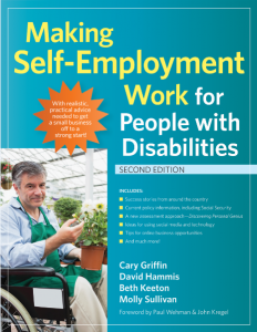 self-employment work for people with disabilities