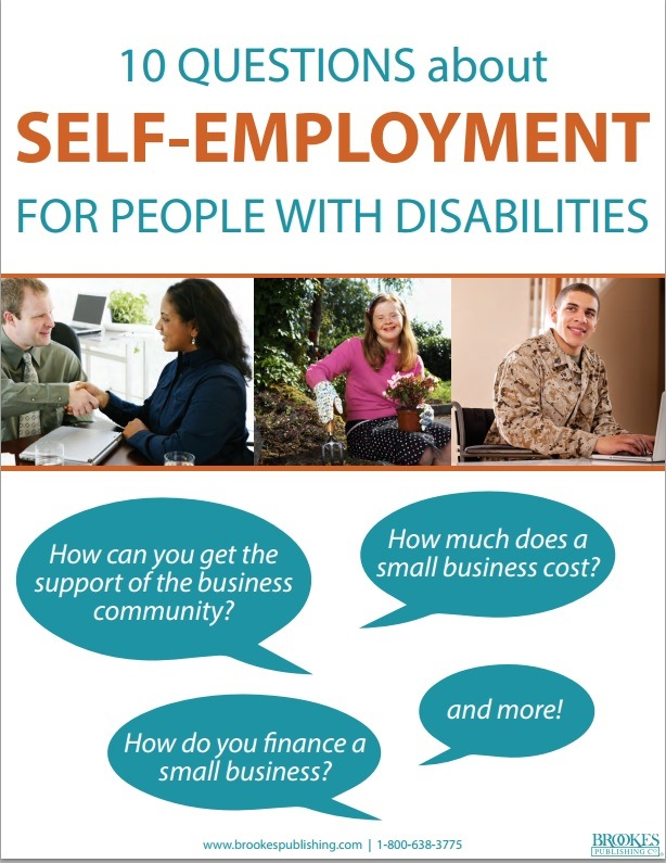 Self-Employment Ebook Cover