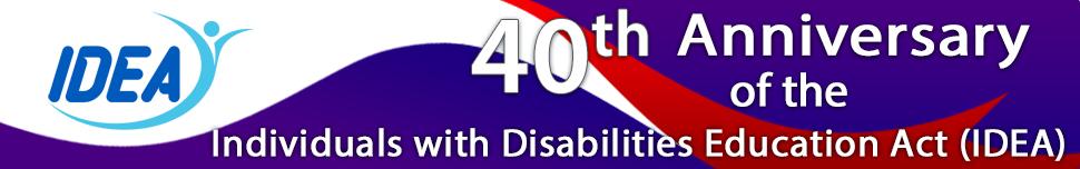 IDEA 40th anniversary