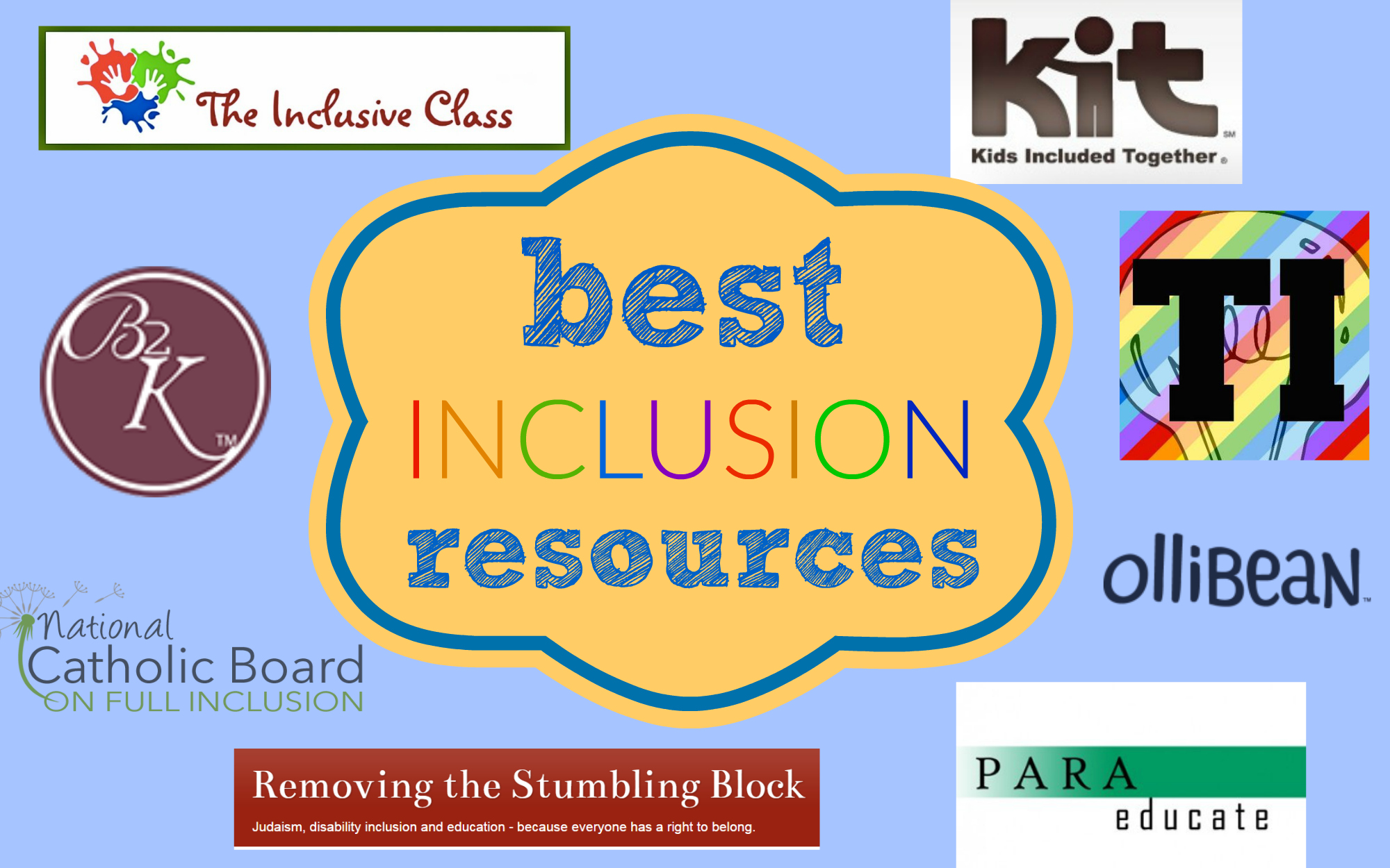 best inclusion resources