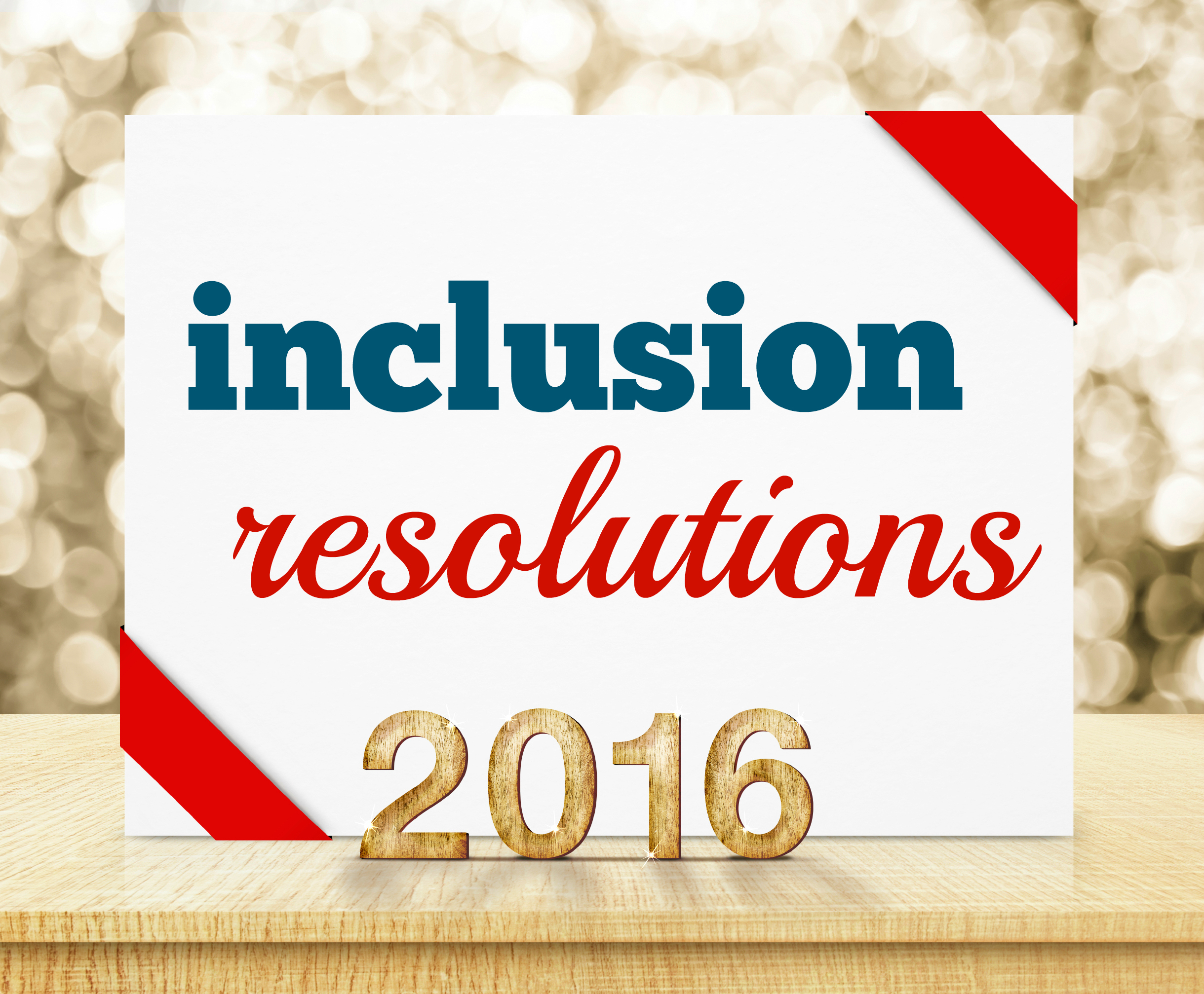 inclusion resolutions 2016