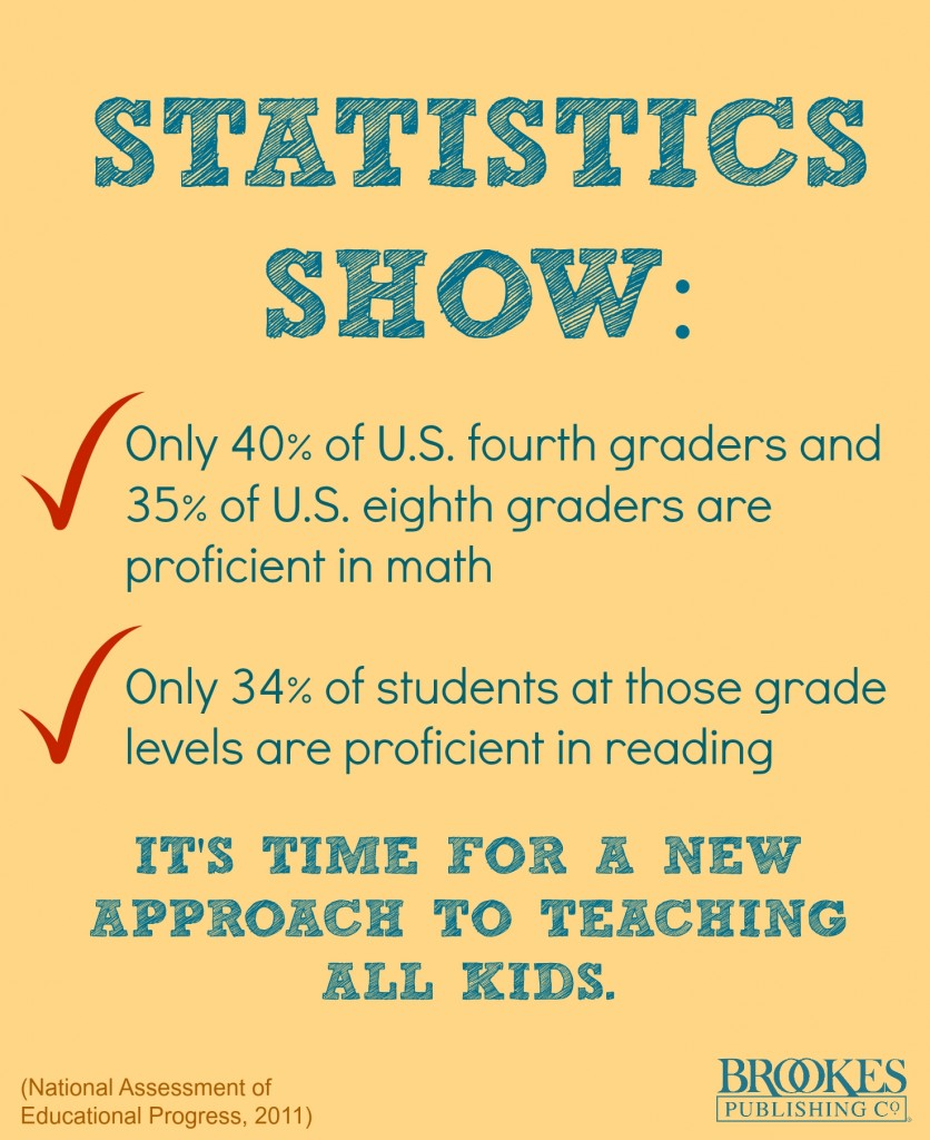 statistics show new teaching approach