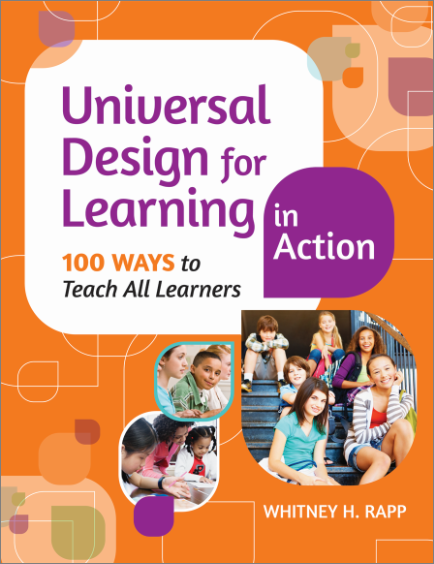 universal design for learning whitney rapp