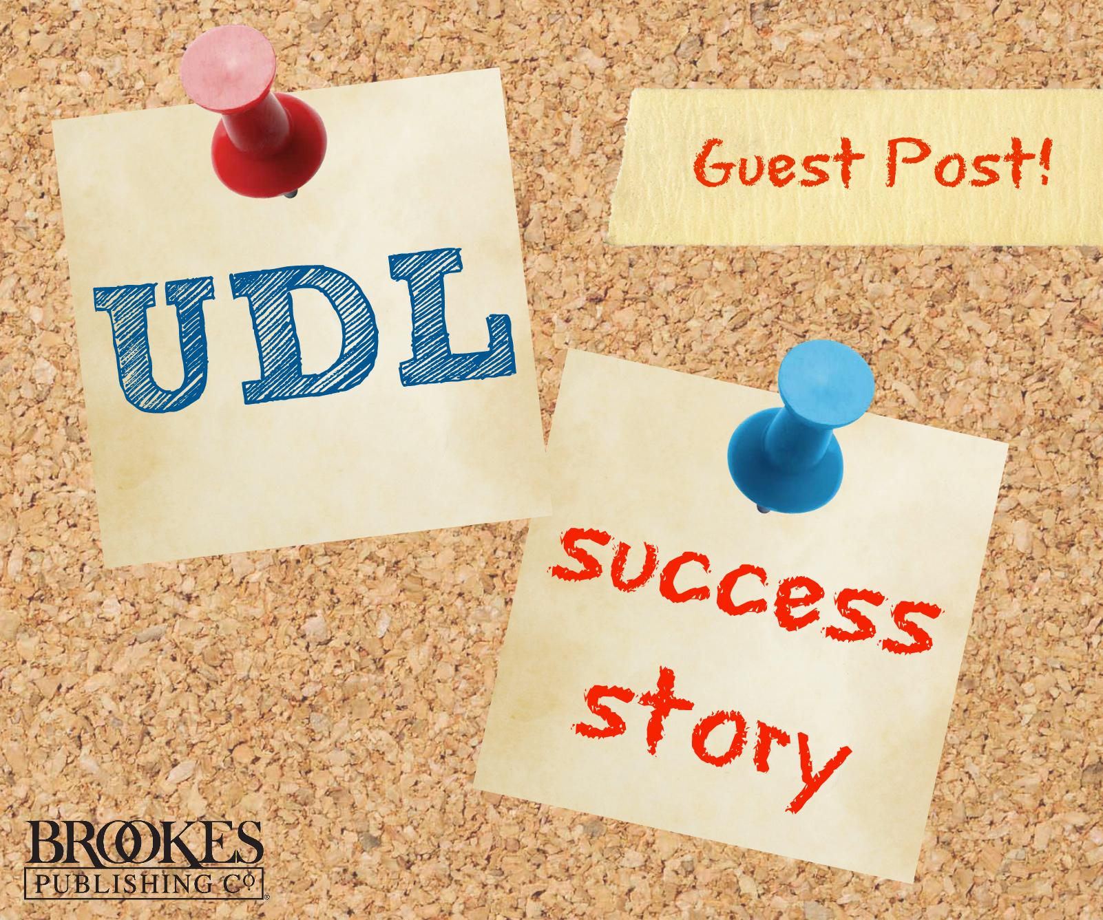 UDL success story