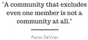 Aaron DeVries