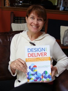Loui Lord Neslson design and deliver book