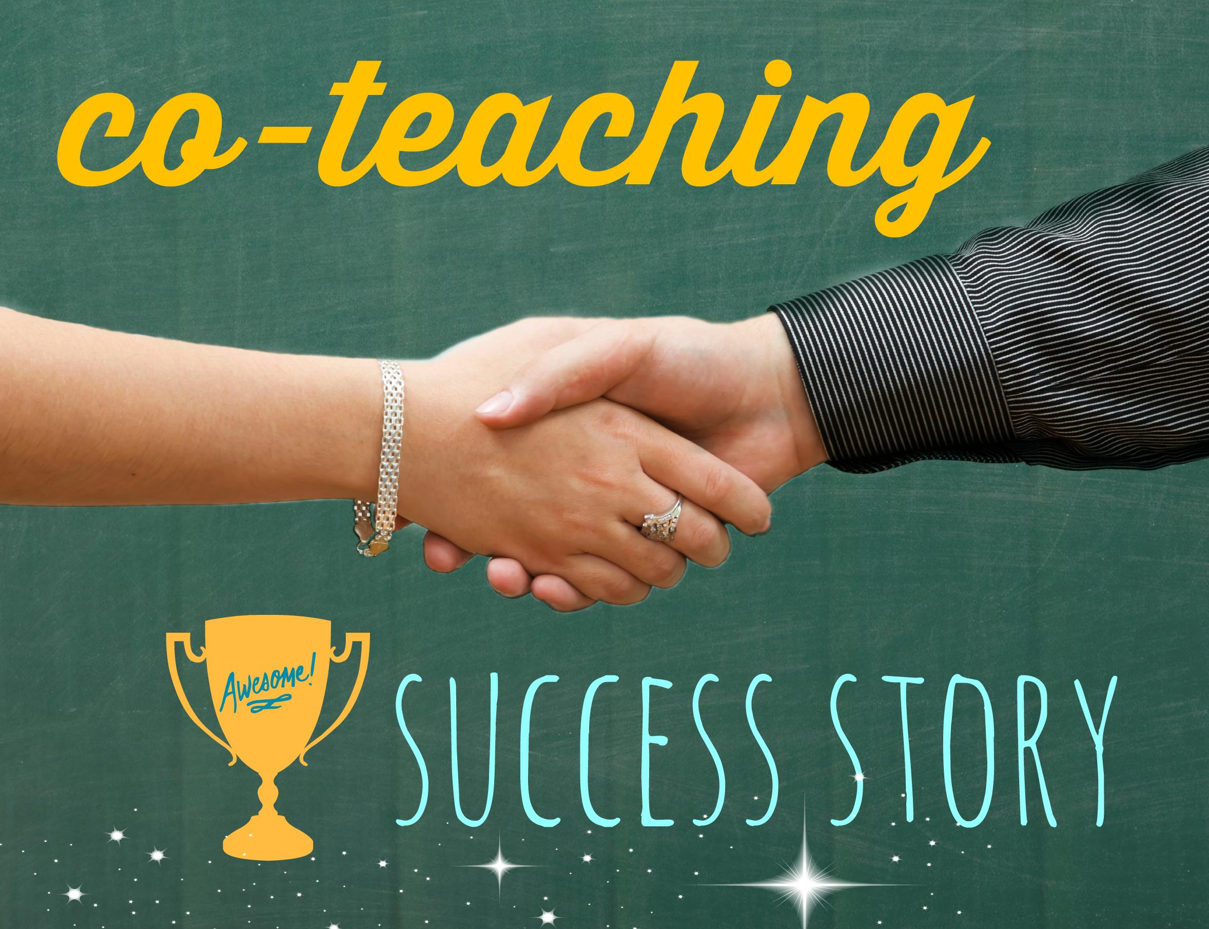 co-teaching success story