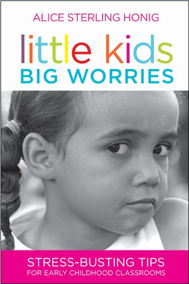 little kids big worries book cover