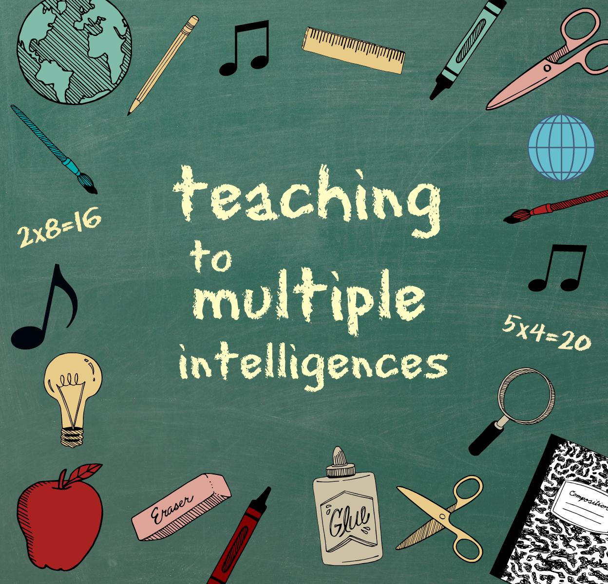 Howard Gardner's eight intelligences