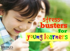 stress busters for young learners