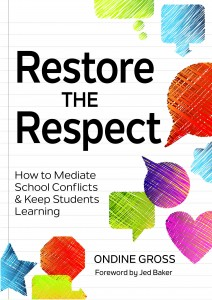 restore the respect ondine gross book cover
