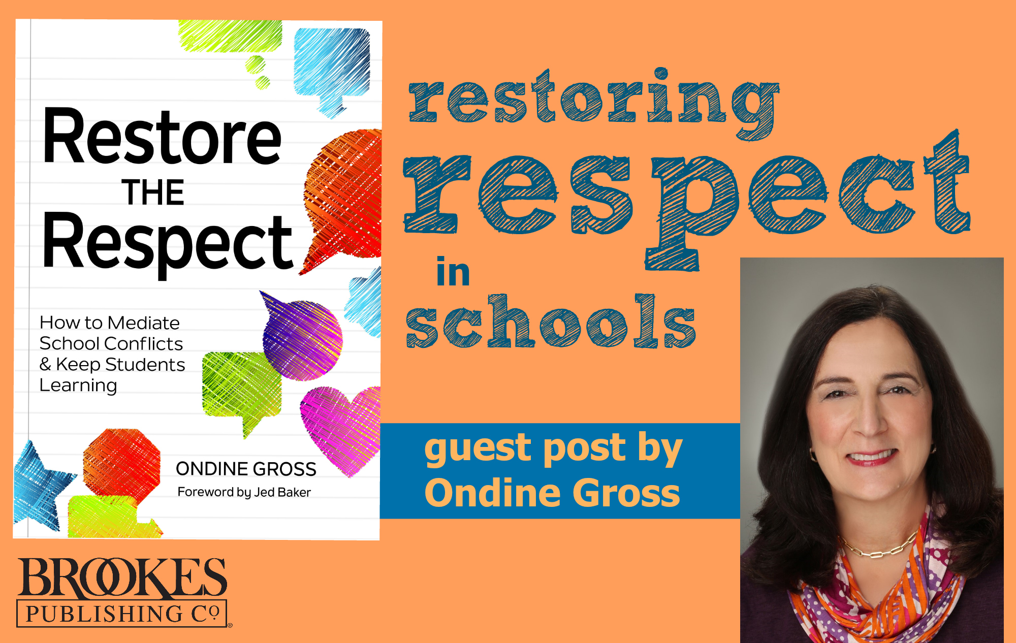restore the respect ondine gross blog post interview