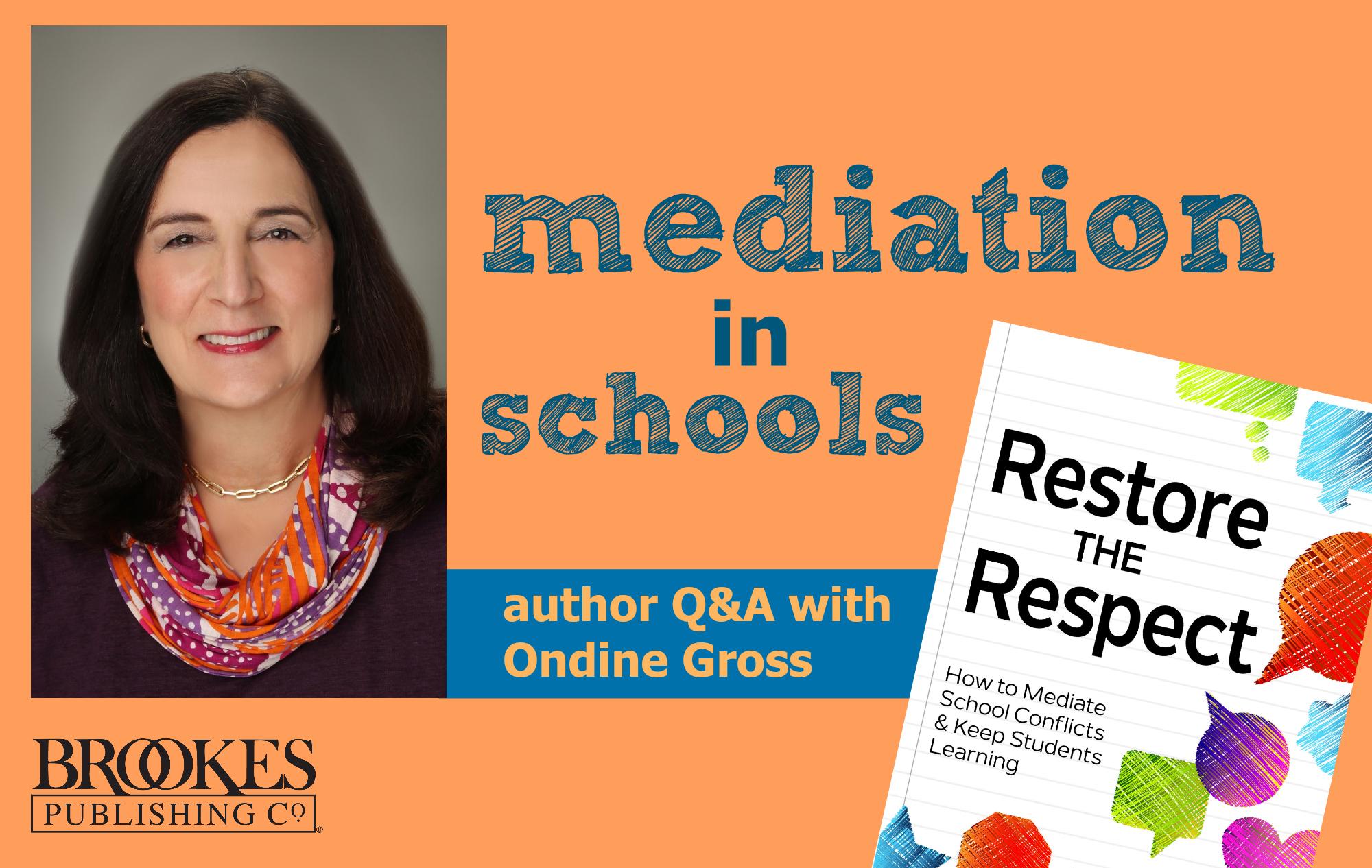 mediation in schools