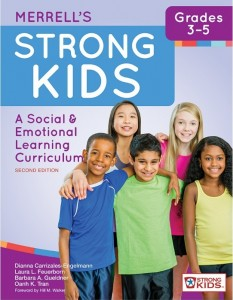 Strong Kids social and emotional learning curriculum