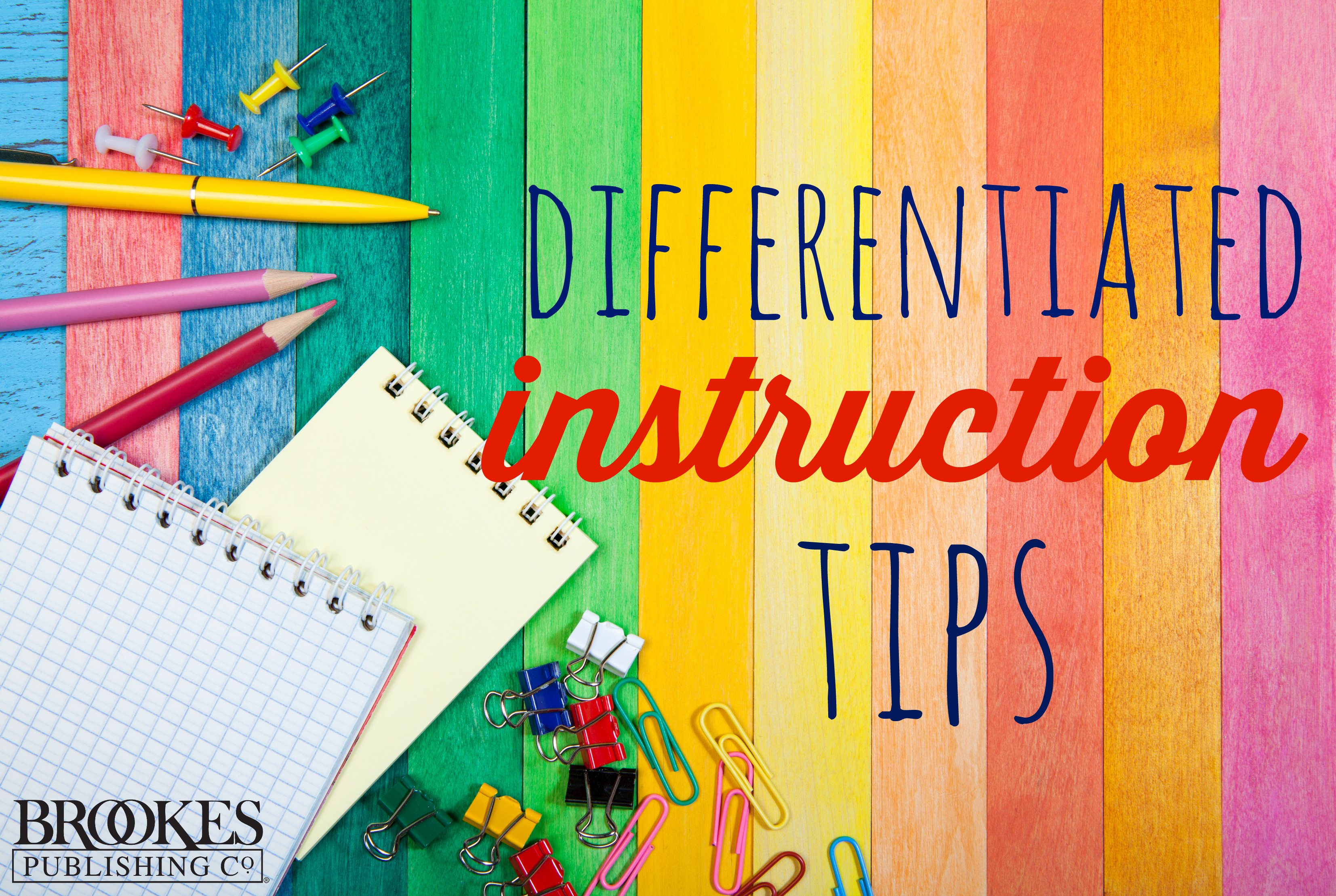 Differentiated Instruction 7 Key Principles And How Tos The Inclusion Lab