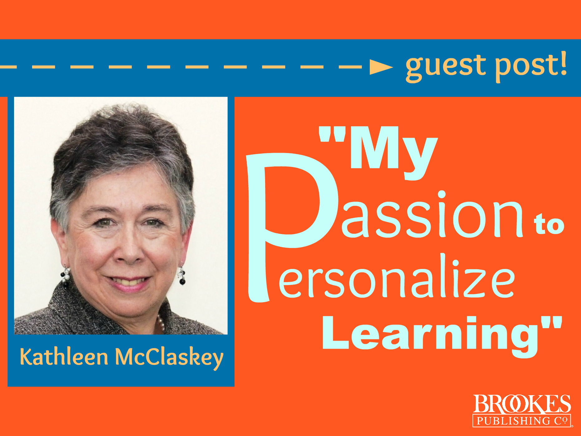 The Story Behind My Passion to Personalize Learning