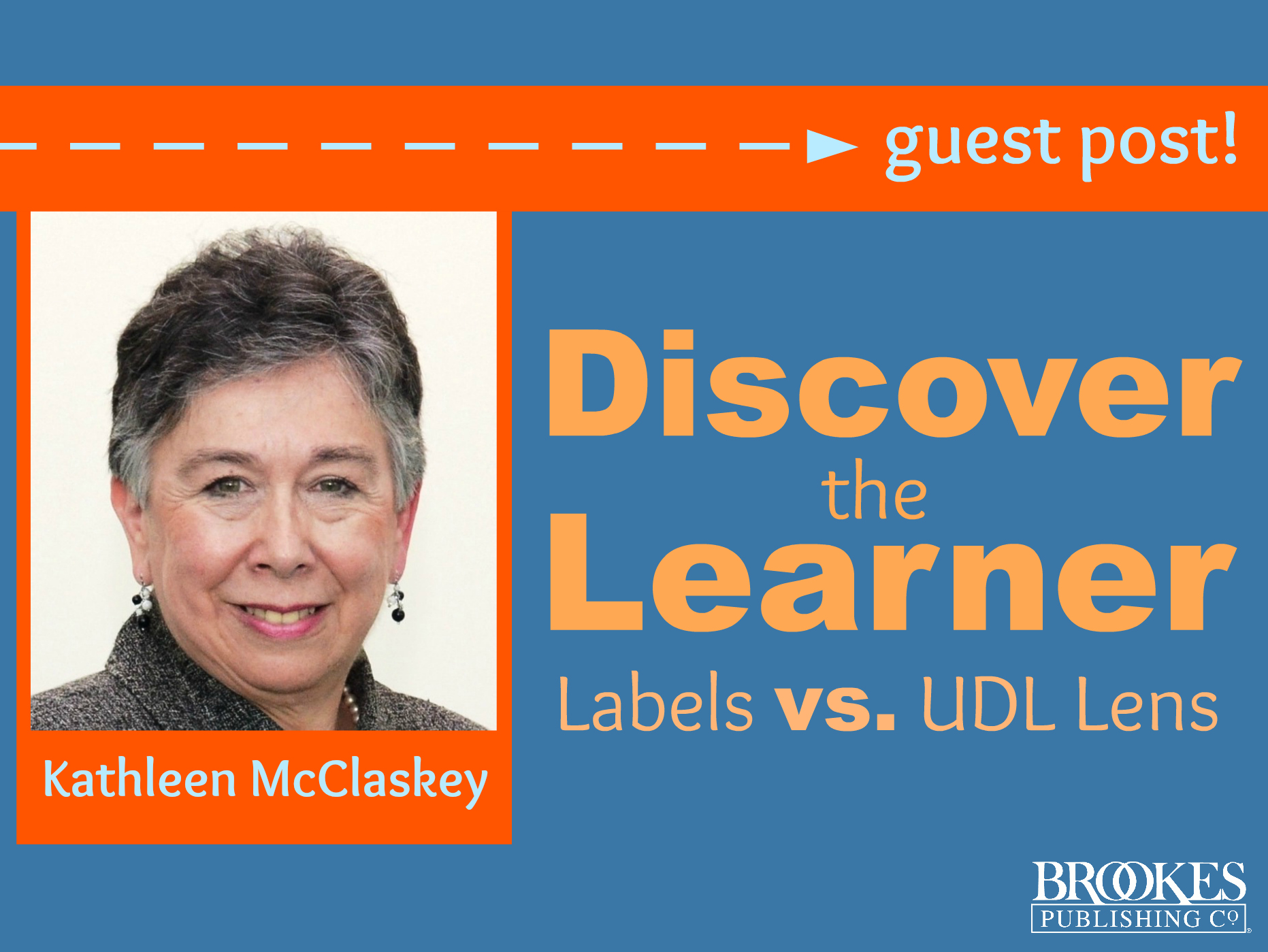 Discover the Learner: Labels vs. UDL Lens