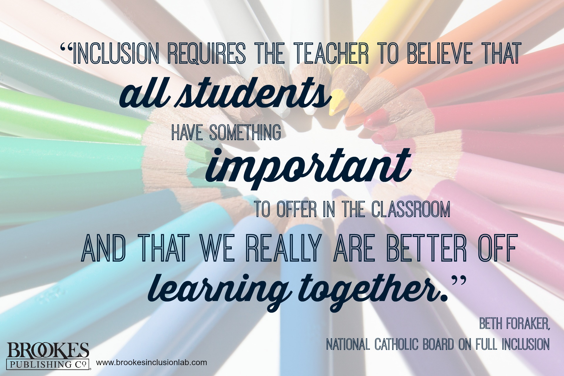 better together inclusion learning together all students