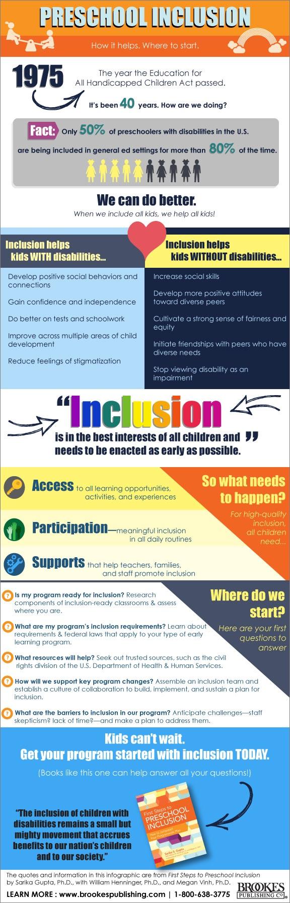 preschool inclusion