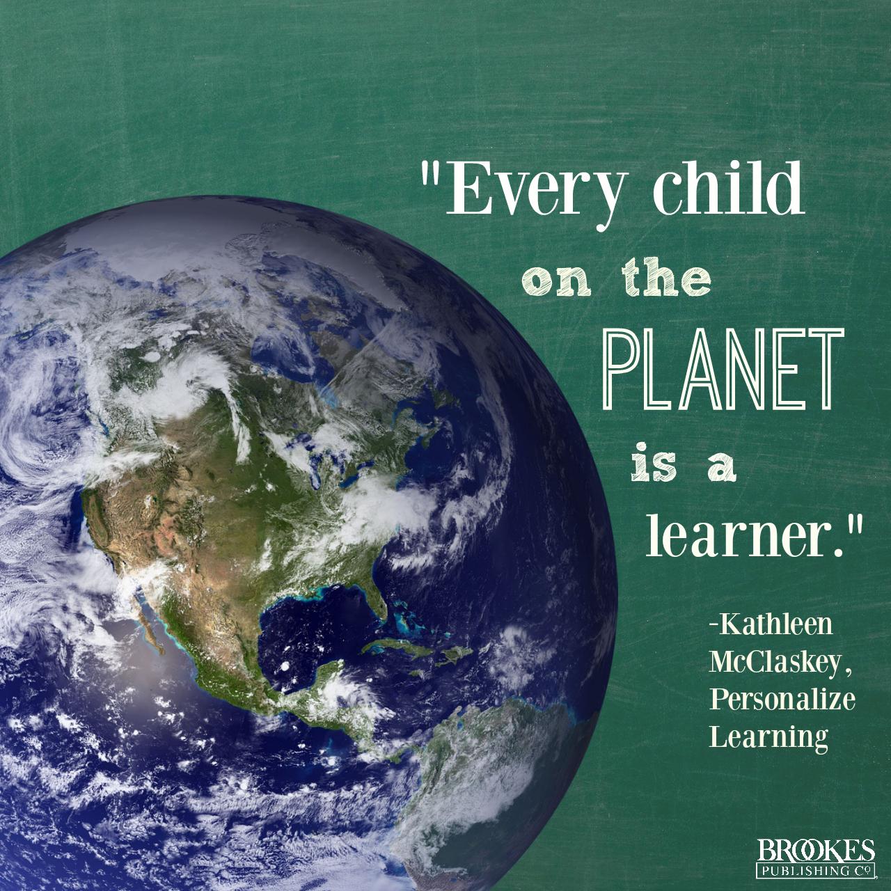 Kathleen McClaskey personalized learning