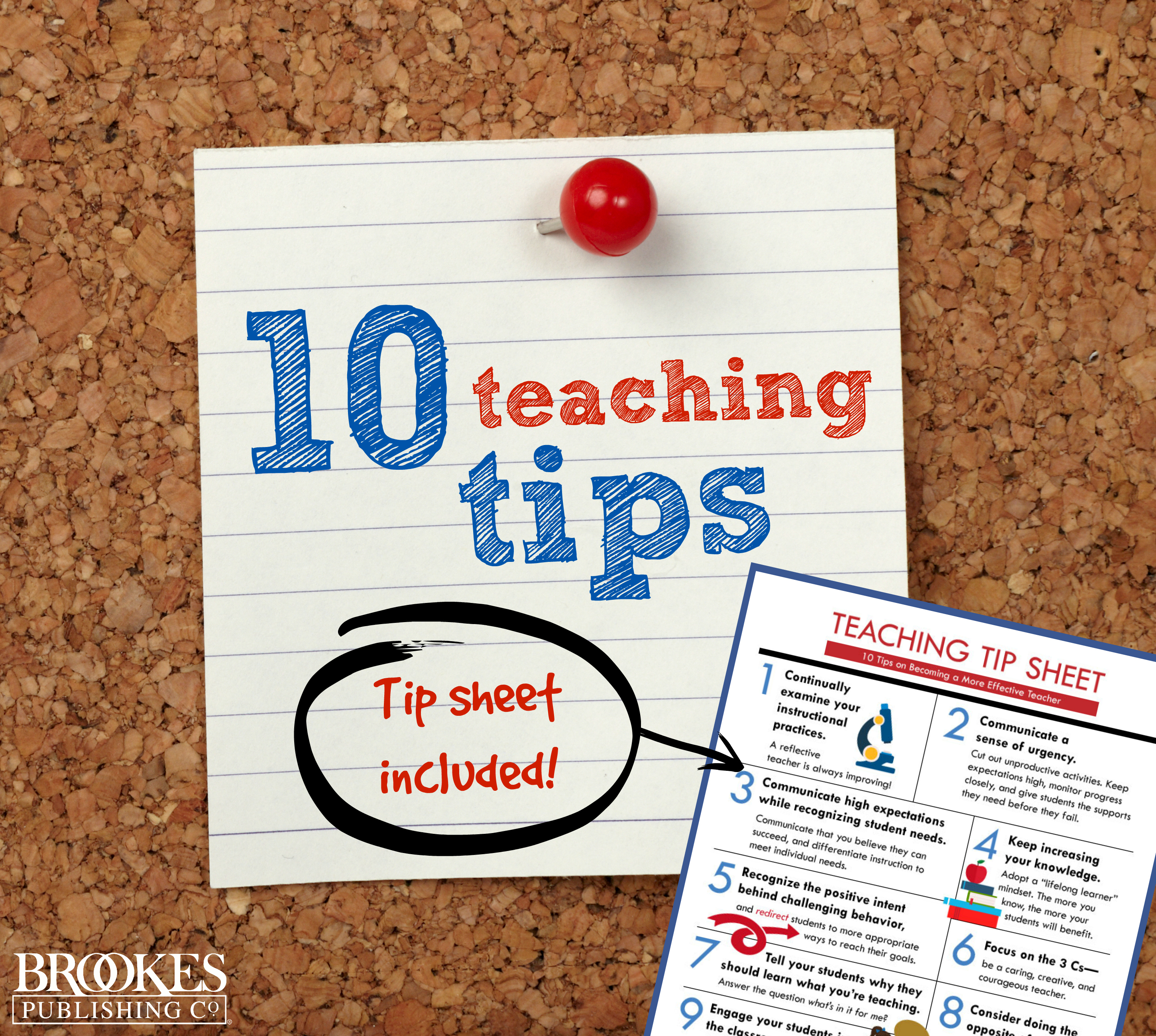 teacher tip sheet effective teaching