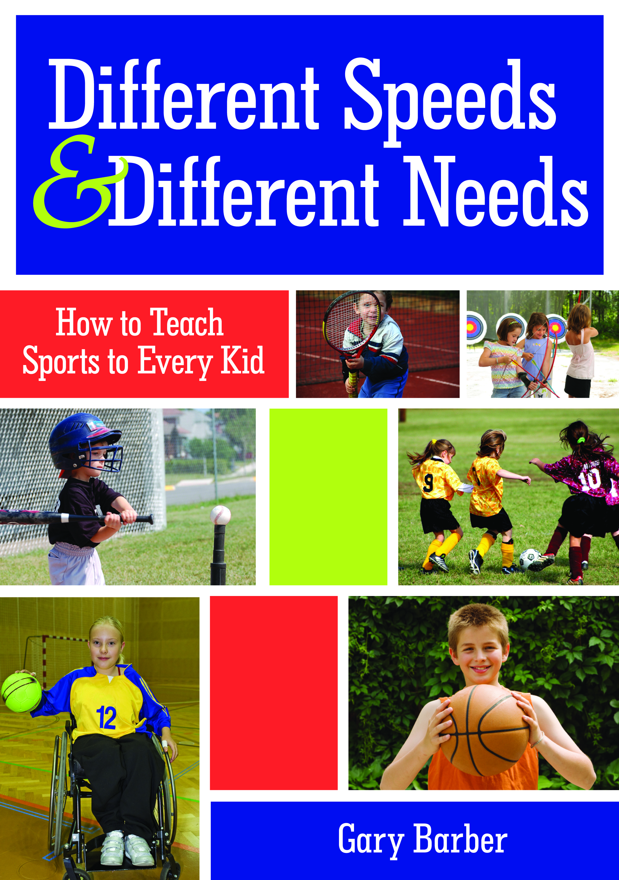 different speeds different needs book cover