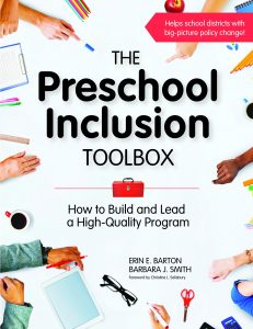 preschool inclusion toolbox