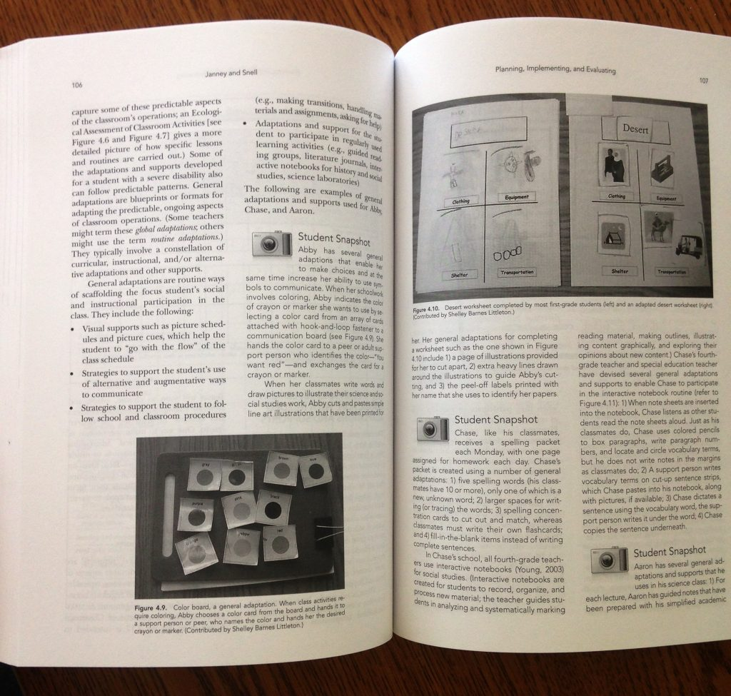 ModSchool sample pages