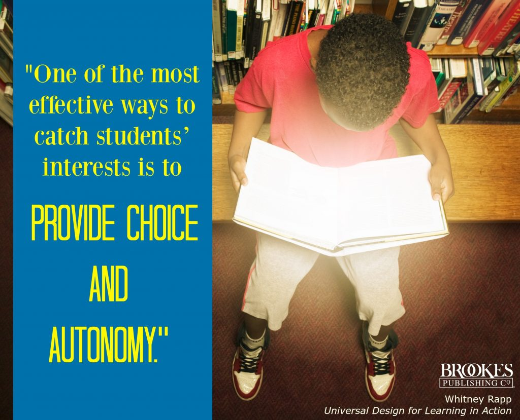 whitney rapp quote-pic provide choice