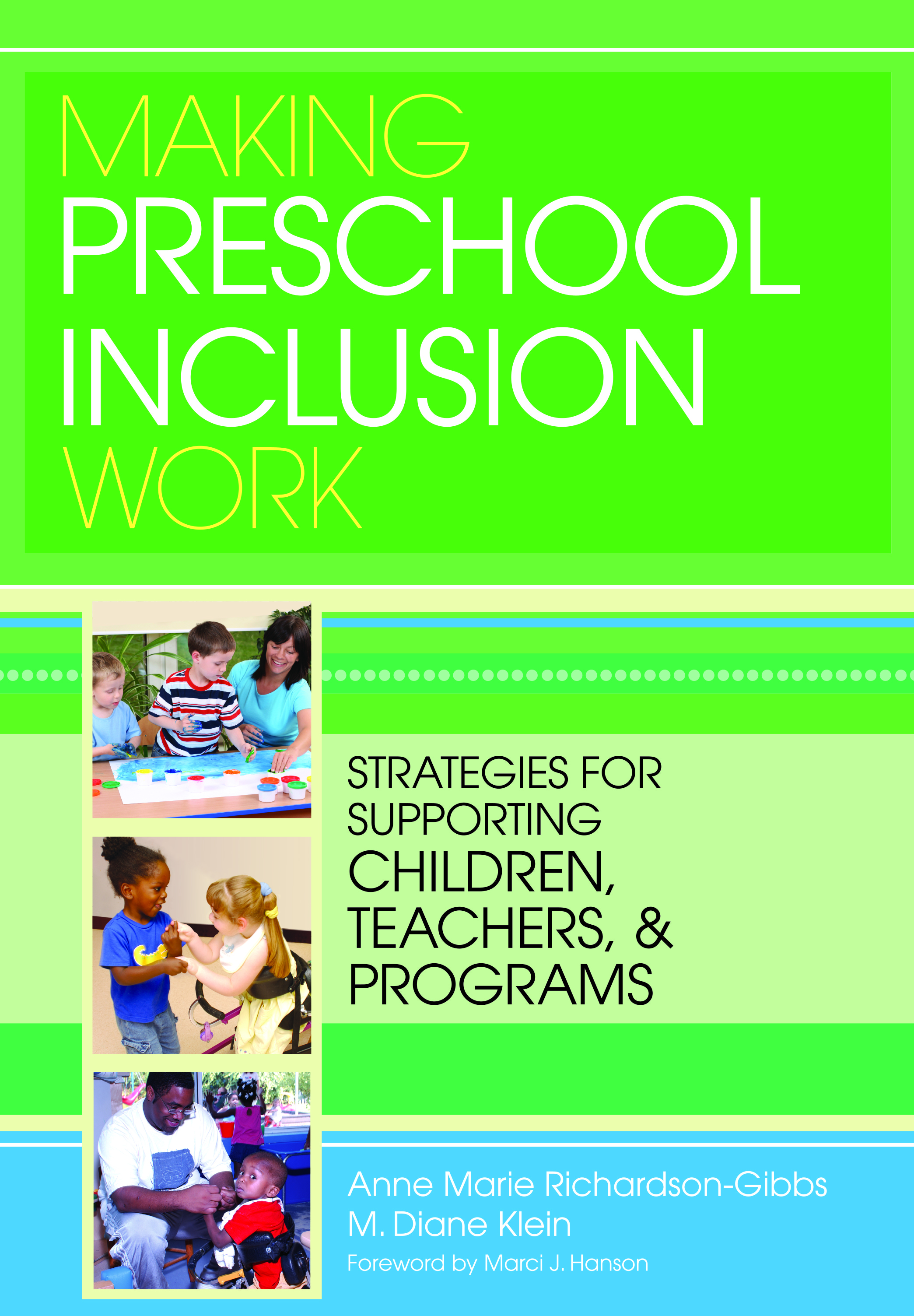 Collaborative Classroom Environment ~ Brandon s story how preschool inclusion helped one young