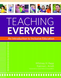 Teaching Everyone by Whitney Rapp