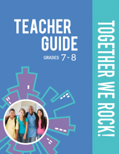 Together We Rock! Teacher Guide 7-8